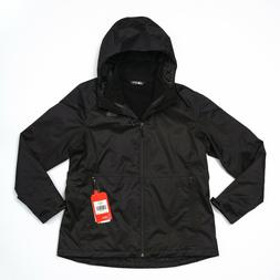 The North Face Arrowood Black Triclimate Jacket - Women's XL