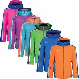 beguile kids ski jacket waterproof insulated coat