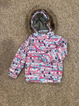 bitsy lola ski snowboard jacket toddler size