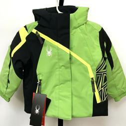 Spyder Boys Jacket Mini Challenger Size 2 Kids Ski Snowboard