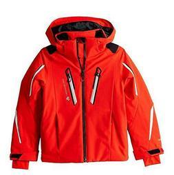 Obermeyer Boys Mach 8 Jacket, Ski Snowboarding Jacket, Size