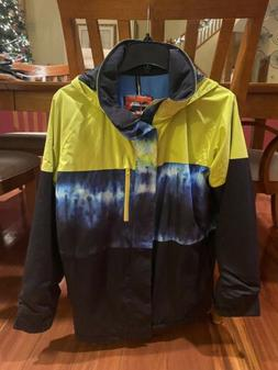Boys Burton ski/snowboard jacket size Large