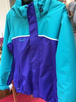 •Dare2be Ski Jacket Size large Uk20 Euro 46 Boys Girls Blu