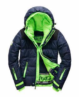 Superdry Mens Elements Ski Jacket