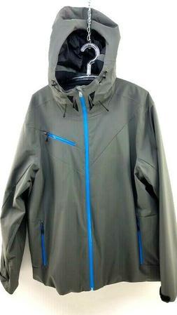 Spyder Fanatic GTX Jacket Men's Winter Ski Full Zipper Sz 2X