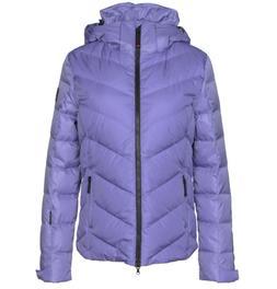 Bogner Fire + Ice Sassy D Ski Jacket 650 Fill Down Purple Wo