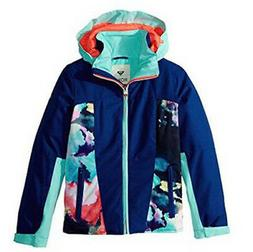 Roxy Girls Sassy Jacket Kids Snow Ski Snowboard Jacket Size