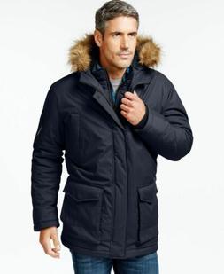 Hawke & Co Insulated Hooded Parka Winter Snow Ski Men's Jack