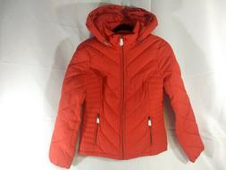 Express Hooded Ski Puffer Jacket Women's Small