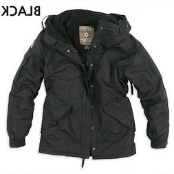 K style  BLACK Winter Waterproof Ski-Snowboard Jacket XXL