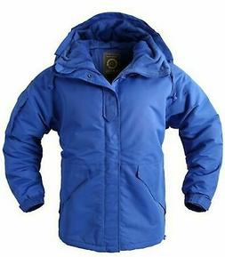 K style  Cobalt BLUE Winter Waterproof Ski-Snowboard Jacket