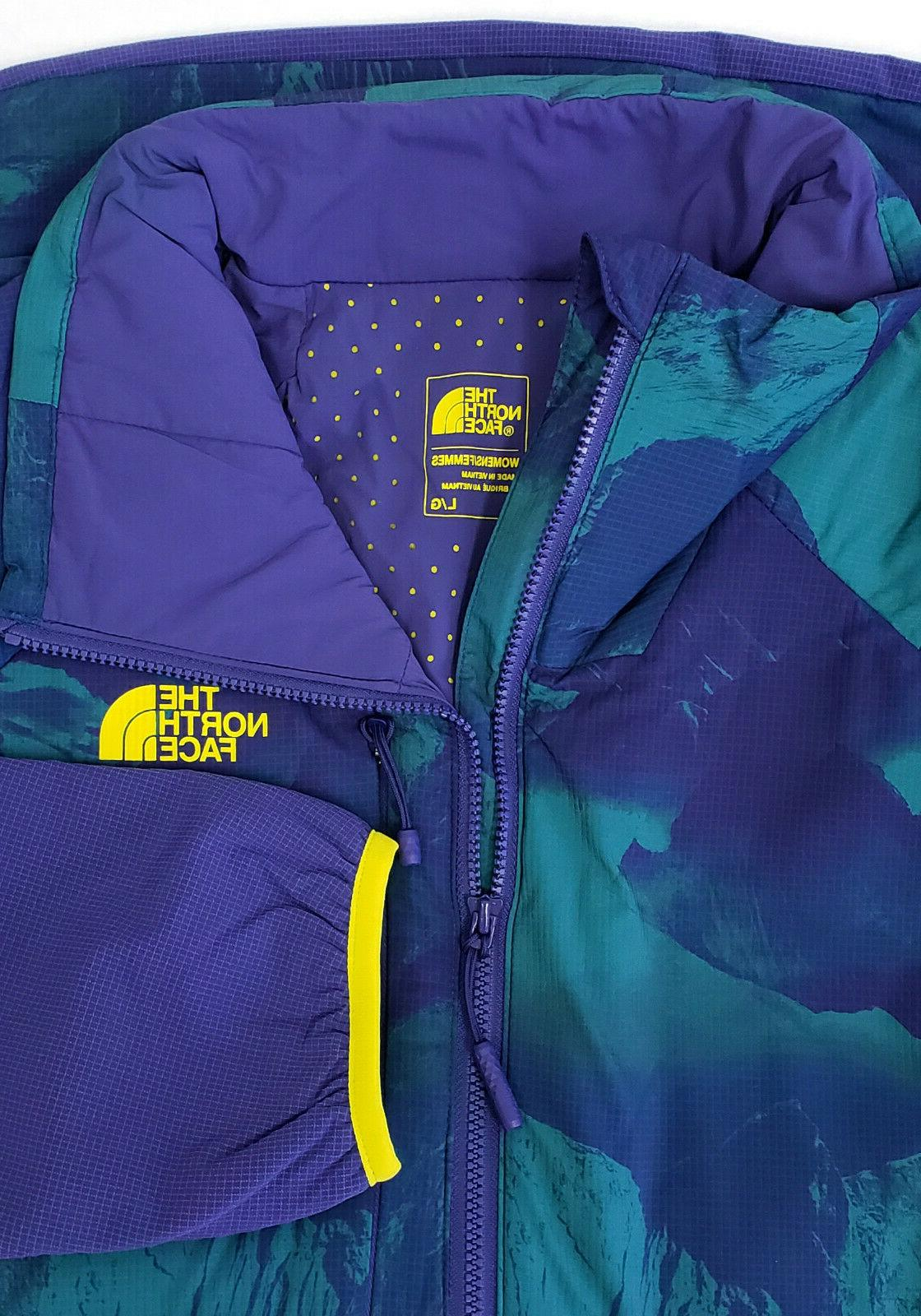 $199 Face Women's Ventrix Insulated Hiking Size L