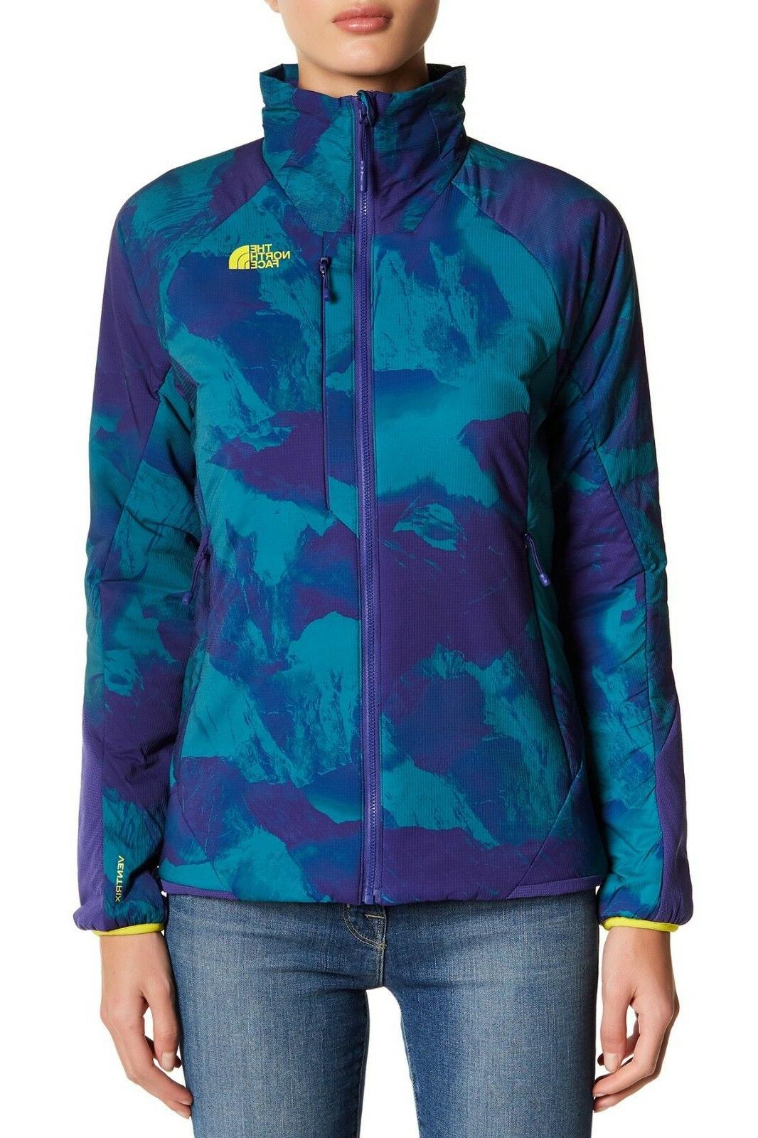 $199 Women's Insulated Hiking Jacket L