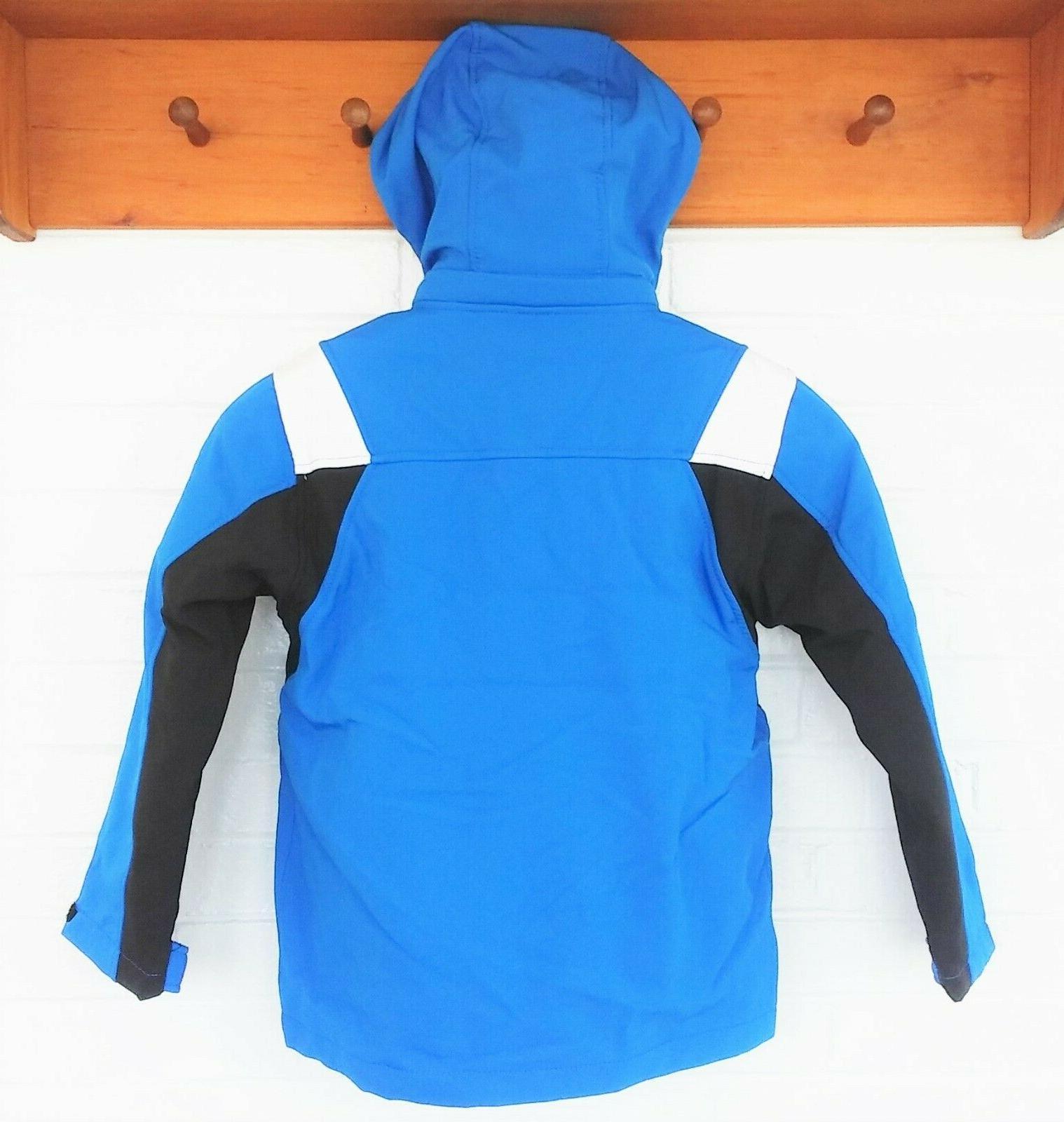 Reebok in 1 Winter Snowboard Blue White Boys Size Small NWT