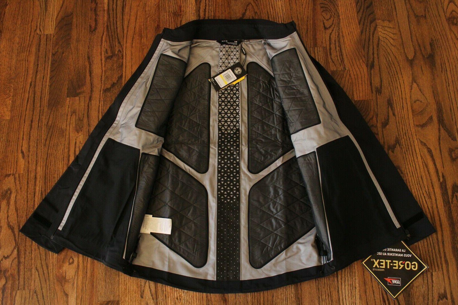 47 GoreTex Full Zip Golf Jacket $400