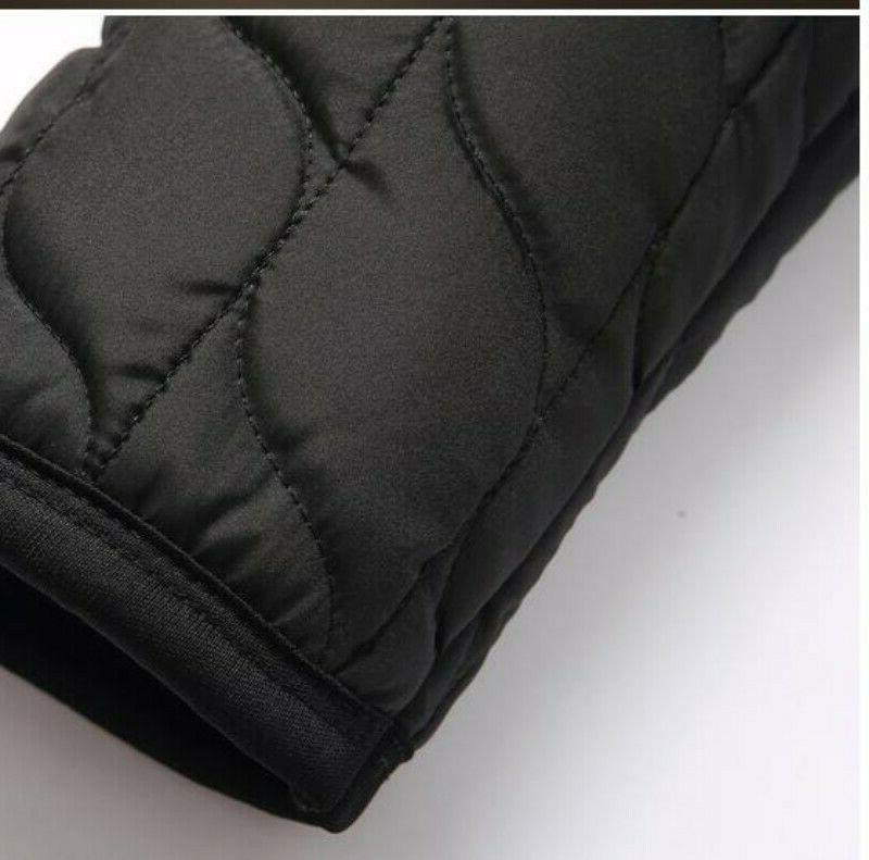 4XL Men Padded Jacket Single Breasted Lined Zsell