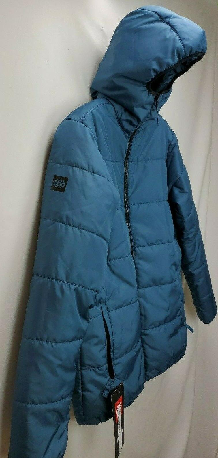 686 Mens Warmix Snowboard Large Waterproof