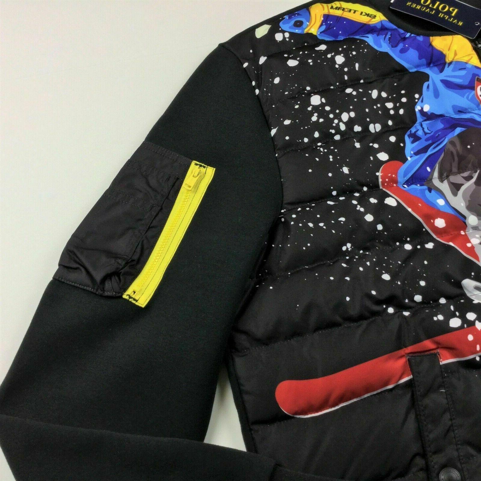 Polo Downhill Ski Hybrid 750 Jacket Hi