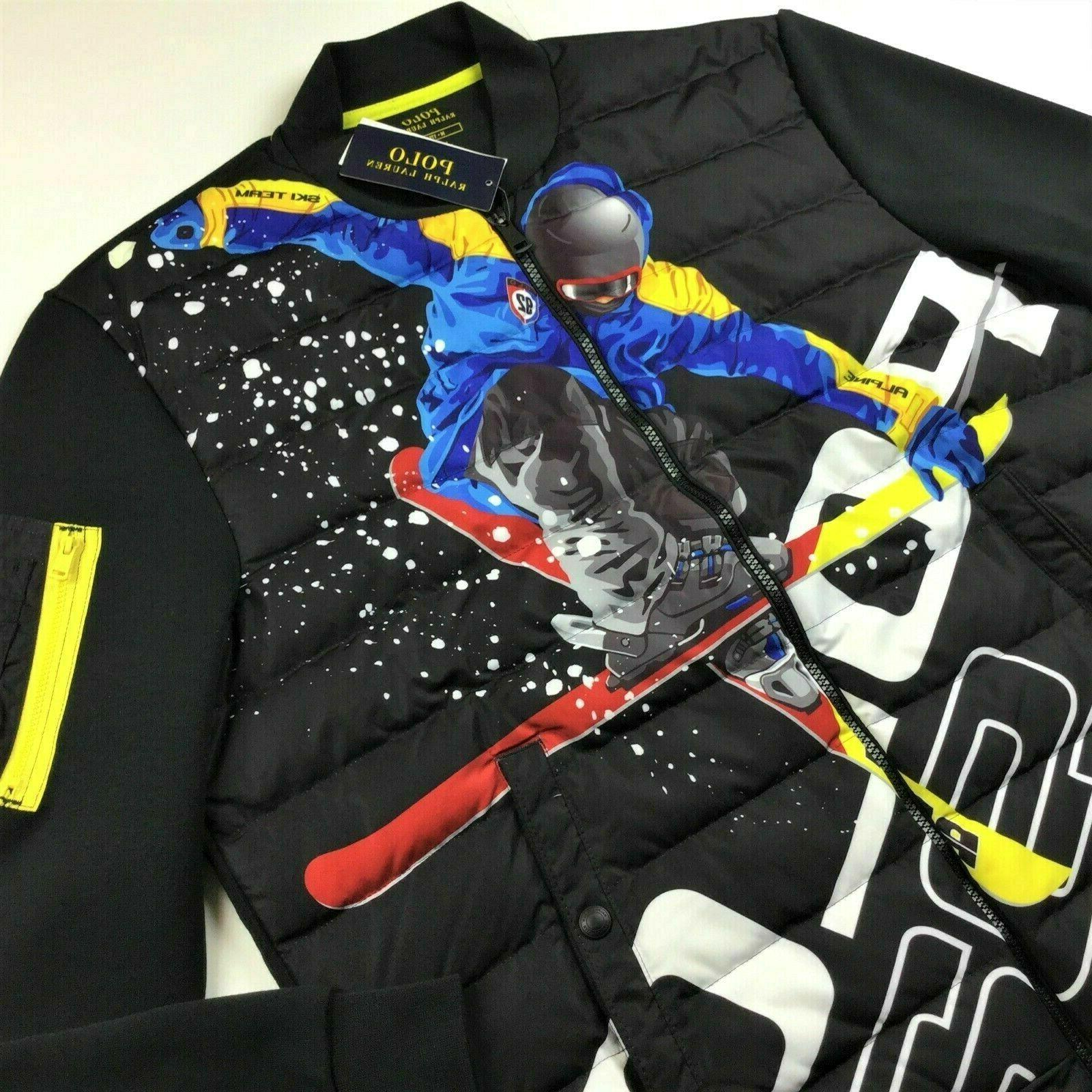 alpine downhill ski 92 suicide down jacket