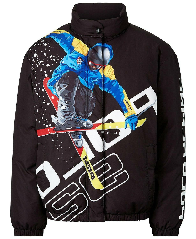 Polo Ralph Lauren Alpine Ski 92 Downhill Skier Down Jacket S