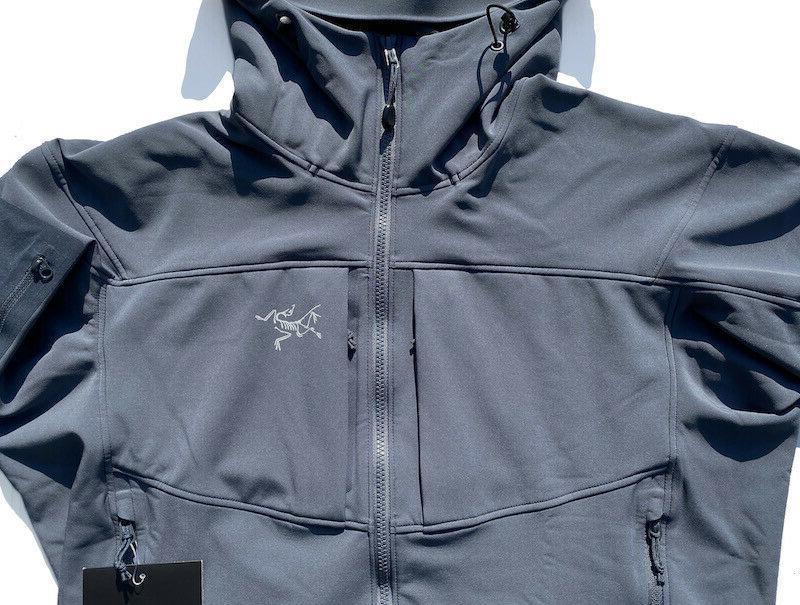 ARC'TERYX MX Jacket HERON Men L LEAF