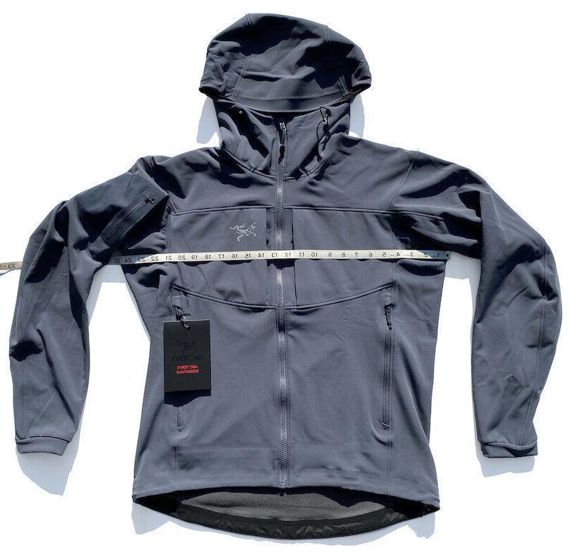 ARC'TERYX MX Jacket Soft Shell HERON LEAF