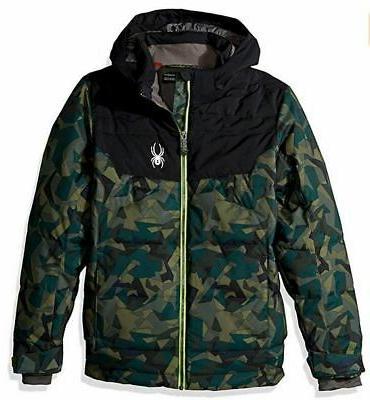 boys clutch jacket ski snowboard winter jacket