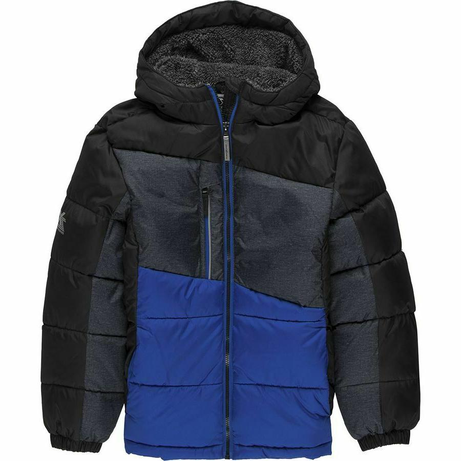 boys ski jacket size l large 14