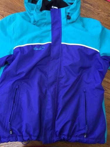 •Dare2be Jacket large Uk20 Boys Blue