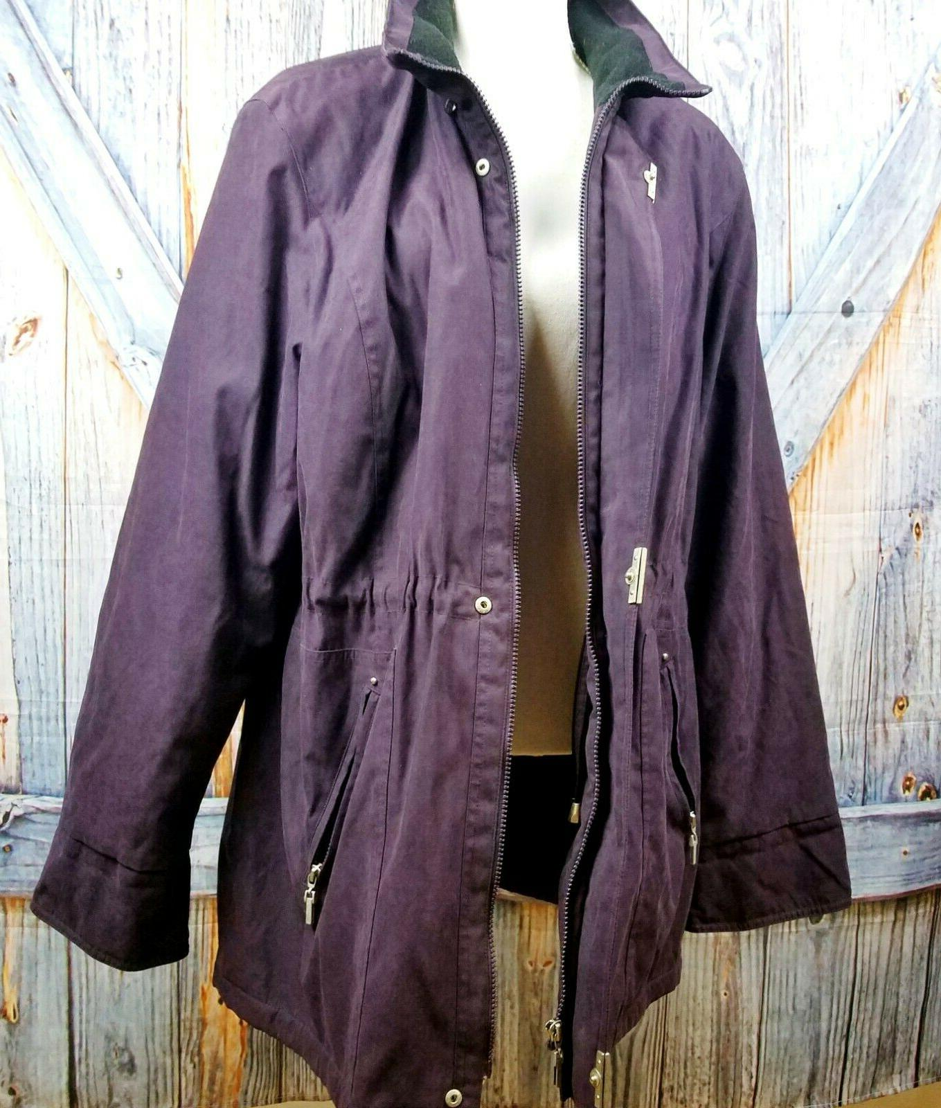 Ski Coat Wind Resistant 1x
