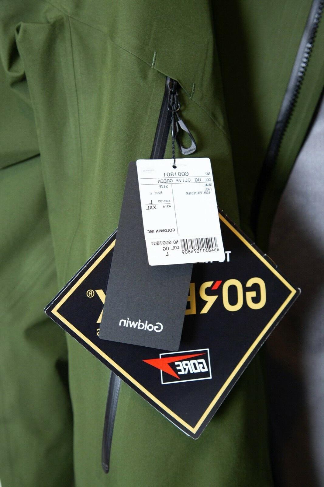 Goldwin Jacket Olive