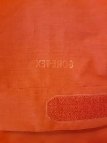 The Face Blue Orange Ski Jacket Men's XXL