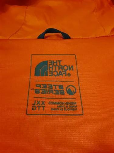 The North Face Blue Orange Jacket US NEW W/O