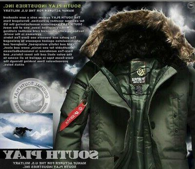 K style Cobalt Winter Waterproof Ski-Snowboard Jacket S