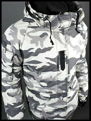 k style southplay white military winter waterproof