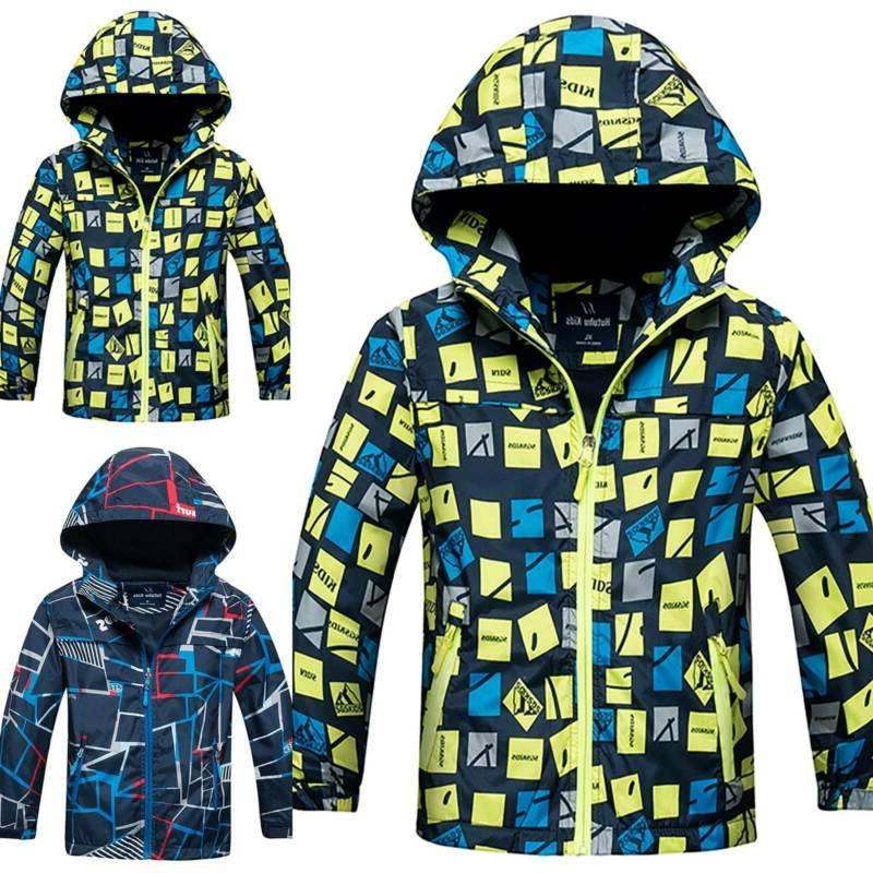 Kids Ski Snow Coats Outwear
