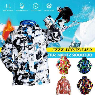 men and women waterproof ski snowboard coat