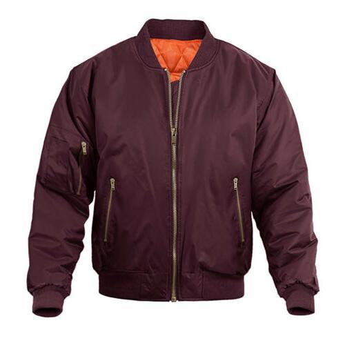 Men's Windproof Winter Military Outwear