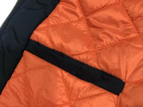 Men's Bomber Jacket Windproof Warm Coat Winter Outwear