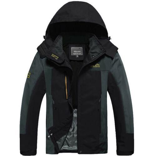 Men's Resistant Hiking Outdoor Tactical Coat