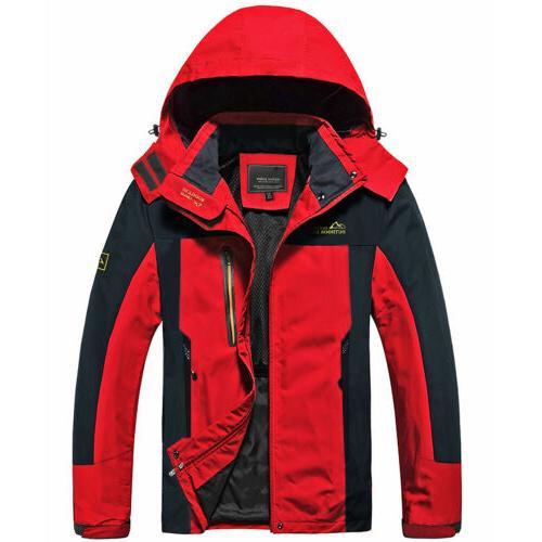 Men's Hiking Jacket Climbing Tactical Coat