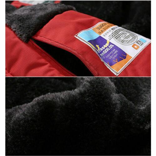 Men's Jacket Ski Outerwear Coat
