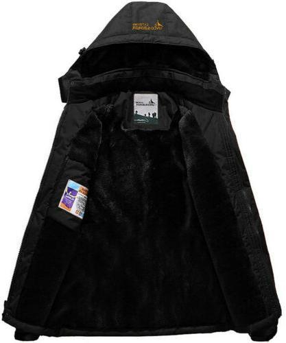 Men's Snow Jacket Ski Coat
