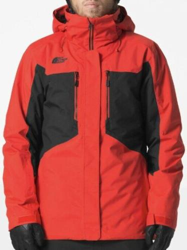 THE NORTH Clement Parka L 3 in 1