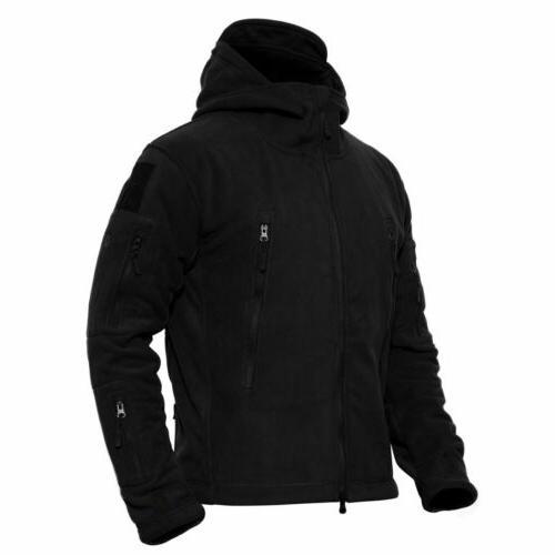 Mens Tactical Hiking Coats Outwear