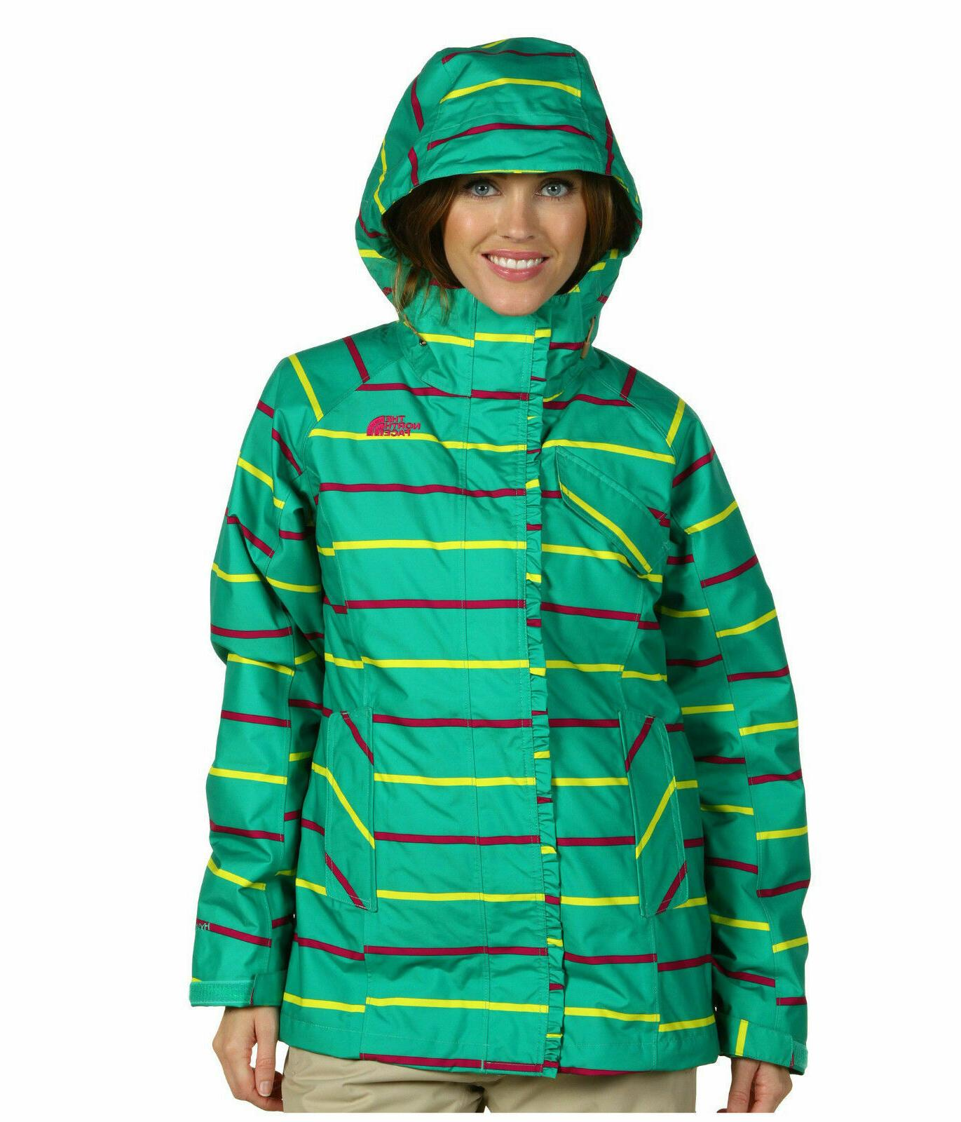 north face 3 in 1 triclimate striped
