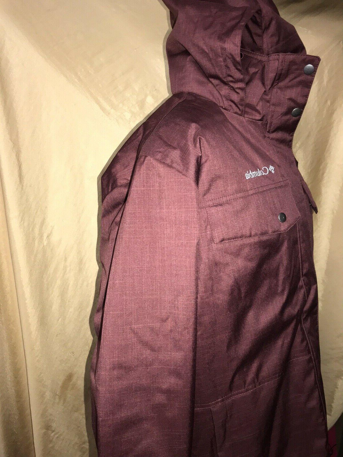 NWT Mens Thermal Hooded
