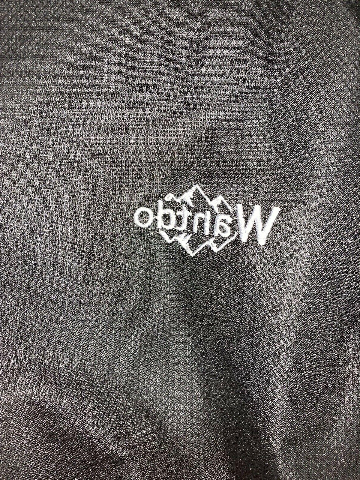 NWT - Waterproof Fleece Jacket Windproof Parka Black