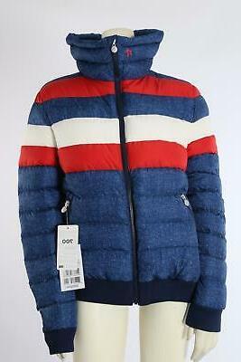 queenie down puffer winter ski jacket coat