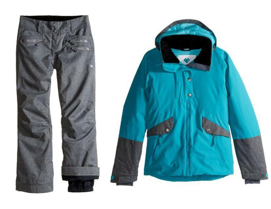 ski snowboard suit set kenzie